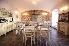 Bedesign newest restaurant reference in Tapolca is Pura Vida Dine. Vida Restaurant, Hospitality, Dining, Table, Projects, Furniture, Home Decor, Pura Vida, Dinner
