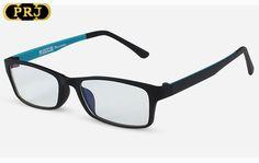 TUNGSTEN CARBON STEEL Computer Goggles Anti Fatigue Radiation-resistant Reading Glasses Frame Eyeglasses Oculos de grau RE1302 $25.55