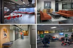 Offices of video games companies - Natus Vincere Website