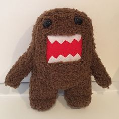 NWOT Domo plush New Domo plush toy. No trades. Thank you for looking at my closet! Accessories