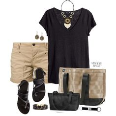 """Tribal Jewelry"" by maggiebags on Polyvore"