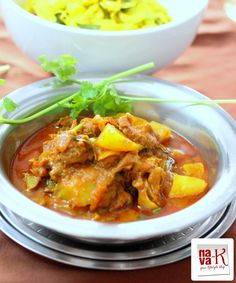 Simple Mutton Curry With Cumin Coriander Rice And Yellow Cabbage, Mutton, Indian curry, Indian cusine, Curry, Spices, Spicy, Herbs, gravy, Veges, Chillies, Tomato, Potatoes, Food, Food and Cooking, Stir-Fried, simmered