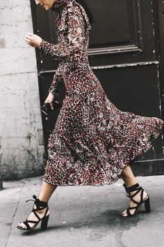 Women's Clothing Fashion Runway Summer Long Sleeve Maxi Dress Womens Belted Waist Floral Print Elegant Party Holiday Long Dress Plus Size Dress Activating Blood Circulation And Strengthening Sinews And Bones