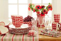 Set a Table with French Flair - The Romantic Bistro