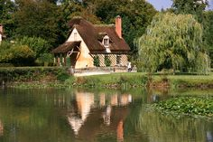 tour marie antoinette rustic home - Google Search