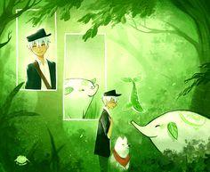 NKim Story Blog: PLANT Story