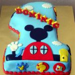 : mickey mouse clubhouse cake