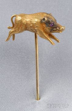 Lapel Flower, Flower Brooch, Art Nouveau, Custom Lapel Pins, Tie Pin, Stick Pins, Hat Hairstyles, Hat Pins, Animal Jewelry