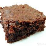 The Best Double Chocolate Brownies