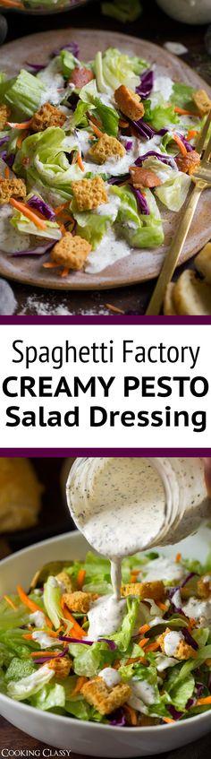 Creamy Pesto Salad D