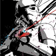 I Would Like All Of These Modern Art Style Star Wars Prints