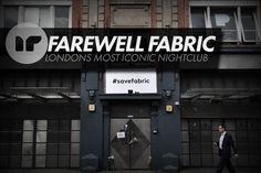 Farewell Fabric