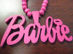 PINK & Barbie ...