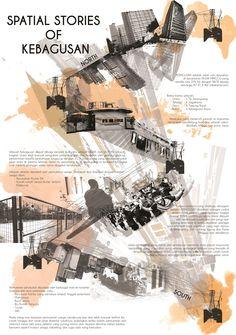 Spatial Stories of Kebagusan