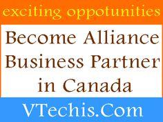 business partner canada