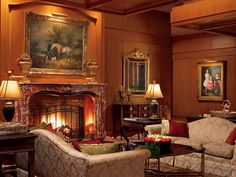 Ritz-Carlton, Buckhead, Atlanta: Georgia Resorts : Condé Nast Traveler