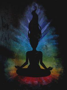 Resultado de imagem para meditation art tumblr