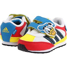Donald Duck Sneakers, Ryan would love these!! :)