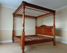 Super King Size Bed, Superking Bed, Four Poster Bed, Price Comparison, King Beds, Bed Design, Woodworking, Victorian, Bedroom