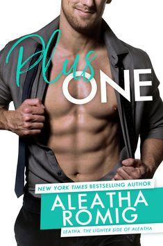Abibliophobia Anonymous                 Book Reviews: **COVER REVEAL**  Plus One by Aleatha Romig