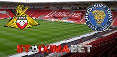 Ντονκάστερ - Σριούσμπερι - http://stoiximabet.com/doncaster-shrewsbury/ #stoixima #pamestoixima #stoiximabet #bettingtips #στοιχημα #προγνωστικα #FootballTips #FreeBettingTips #stoiximabet