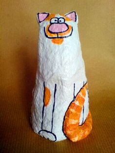 Win a Custom Papier-Mache Sculpture of Your Cat | Catster