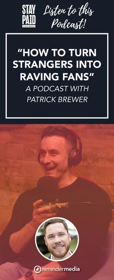 Today on Stay Paid, Patrick Brewer offers strategies for connecting with prospects, and ultimately turning them into raving fans. Relationship Marketing, Business Professional, Sales And Marketing, Itunes, Turning, Rave, Real Estate, Raves, Woodturning
