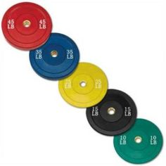 Check out the Body Solid ORCOL260 Rubber Bumper Set Multi-Color priced at $633.60 at Homeclick.com.