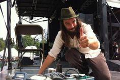 Seth Bernard, musician & friend.