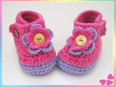 Baby Kind, Crochet Baby, Baby Shoes, Kids, Flower Power, Clothes, Super, Fashion, Dairy
