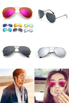 dc0922d4f7a MAXMESSY Hiking Eyewear Aviator Men Sunglasses Designer Women Driver Sun  Glasses Superstar Mirror Unisex Accessories AS003-in Hiking Eyewears from  Sports ...
