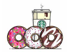 Donut&Coffee