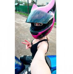 Pink cat ear motorcycle helmet 4  If you're a Motorcycle Lover, this Motorcycle collection is for you ==> https://www.sunfrog.com/tuanldshirt/motorcycle  #motorcycle #motorcycling