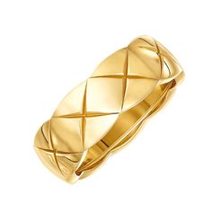 Chanel Coco Crush jewellery collection yellow gold ring