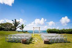 Lisa & Marc { Real Oahu Wedding} - Modern Weddings Hawaii