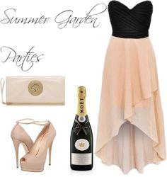 {Summer Garden Party} outfit inspiration