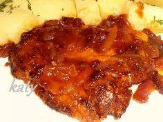 Zapečená aljašská treska / Baked Alaskan cod Fish And Seafood, Cod, Meat, Chicken, Breakfast, Morning Coffee, Cod Fish, Atlantic Cod, Cubs
