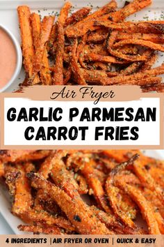 Air Fryer Recipes Keto, Air Frier Recipes, Air Fryer Dinner Recipes, Cooking Recipes, Air Fryer Recipes With Calories, Beef Recipes, Easy Healthy Dinners, Healthy Dinner Recipes, Carrot Fries