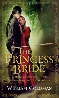 The #getlit pick for May 14, 2014. The reluctant Princess Buttercup is devastated by the loss of her true love, kidnapped by a mercenary and his henchman, rescued by a pirate, forced to marry Prince Humperdinck, and rescued once again by the very crew who absconded with her in the first place.