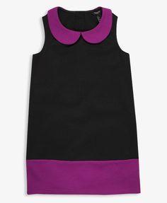 Peter Pan Collar Shift Dress | FOREVER21 girls - 2017306722
