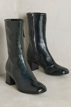 Paola d'Arcano Notte Ankle Boots