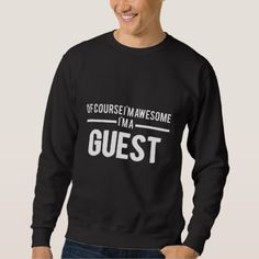 Love To Be GUEST T-shirt - guest gifts gift idea diy personalize