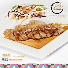 #ChickenTeriyaki || Naniura Sushibar Restaurant Jakarta Timur 021-86611789 || Tag ur reviews #NaniuraSushi #Sushi #FoodPorn #SushiBar