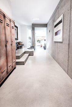 Sicht Estrich creafloor design estrich toilette wc designboden sichtestrich