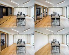 Galeria de Novo Showroom Centor / exexe - 12
