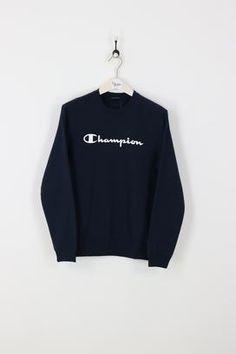 Champion Sweatshirt Navy Medium, Large & XL NEW