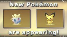 Pokemon Go Tambah Pokemon Baru Yaitu Baby Pokemon Pokemon Go Tricks, Pokemon Go Cheats, Baby Pokemon, New Pokemon, Original 151 Pokemon, Catch Em All, Android Apps, Cheating, Games To Play