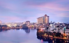 Known for its ancient architecture and a culture with Southeast Asian, Chinese and French influences, the number one destination where you will go far with your Dollar is Hanoi, Vietnam.