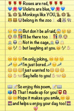 Roses are red. Violets are blue… Haha funny poem my friend sent to me -Ellie Roses are red. Violets are blue… Haha funny poem my friend sent to me -Ellie Mean Jokes, Funny Texts Jokes, Funny Poems, Funny Minion Memes, Funny School Jokes, Crazy Funny Memes, Really Funny Memes, Haha Funny, Funny Friendship Poems