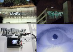 Even-Roth  EyeWriter  Mixed media  2009 (ongoing)